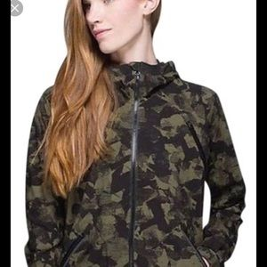Mystic Jungle Camo Rise and Shine Jacket